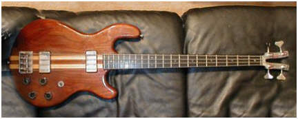 Kramer Aluminum Neck Guitars