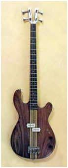 Kramer Aluminum Neck Guitars