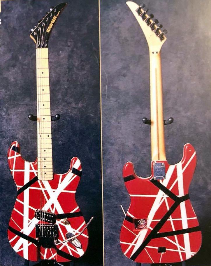 Edward Van Halen's Guitars on music man schematic, music man body, g10 guitar amp wire diagram, music man jp wiring, music man cabinet, music man bass, fender jazz bass control diagram, music amplifier wiring diagram,