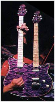 Edward Van Halen S Guitars