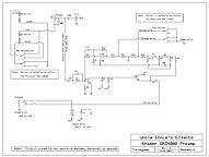 dmz 4000 preamp schematic  sustainer wiring schematic