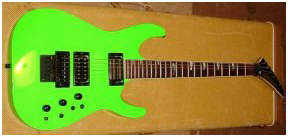 Kramer Sustainer on