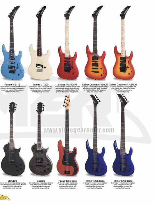 Kramer guitars 2006 literature asfbconference2016 Choice Image