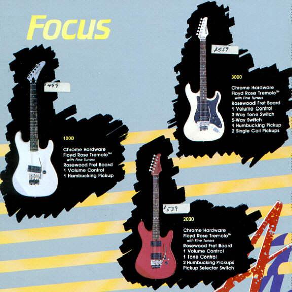 1986-1987 Overseas Catalogs