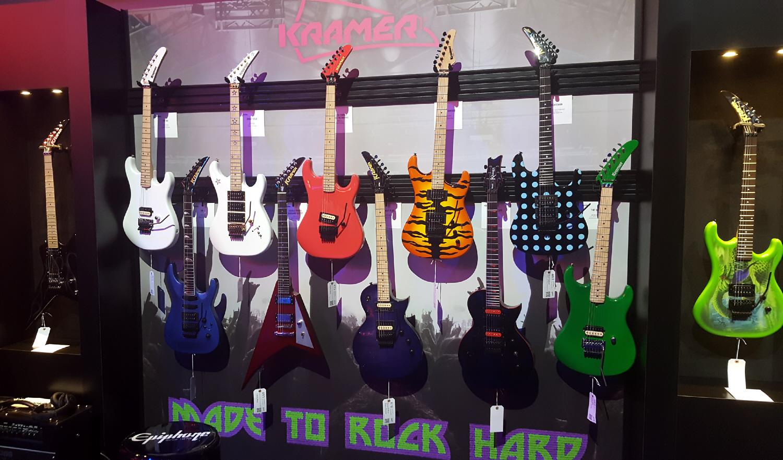 Kramer guitars new Kramer Guitars