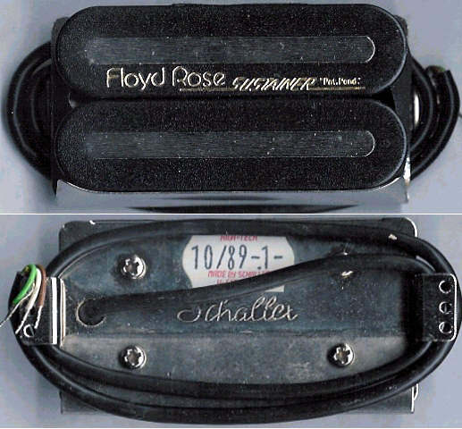 pickups this pickup was used on kramer sustainer models and was found in the neck position by using a battery notes on the fretboard can be sustained in a variety