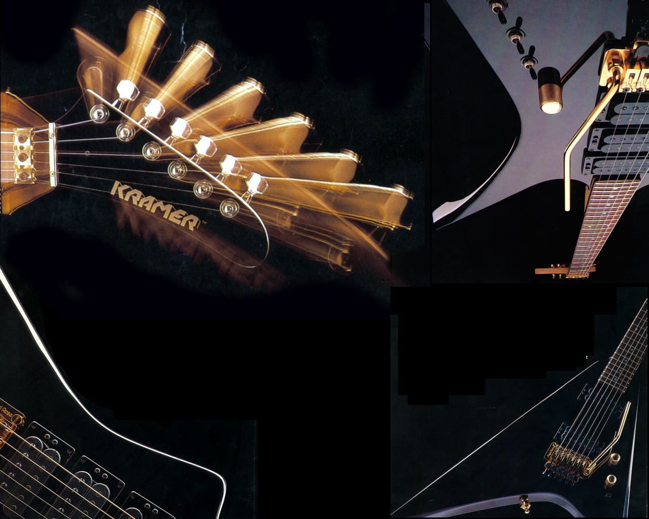 Kramer Desktop Wallpapers Focus Guitar Wiring Diagram 1024 X 768
